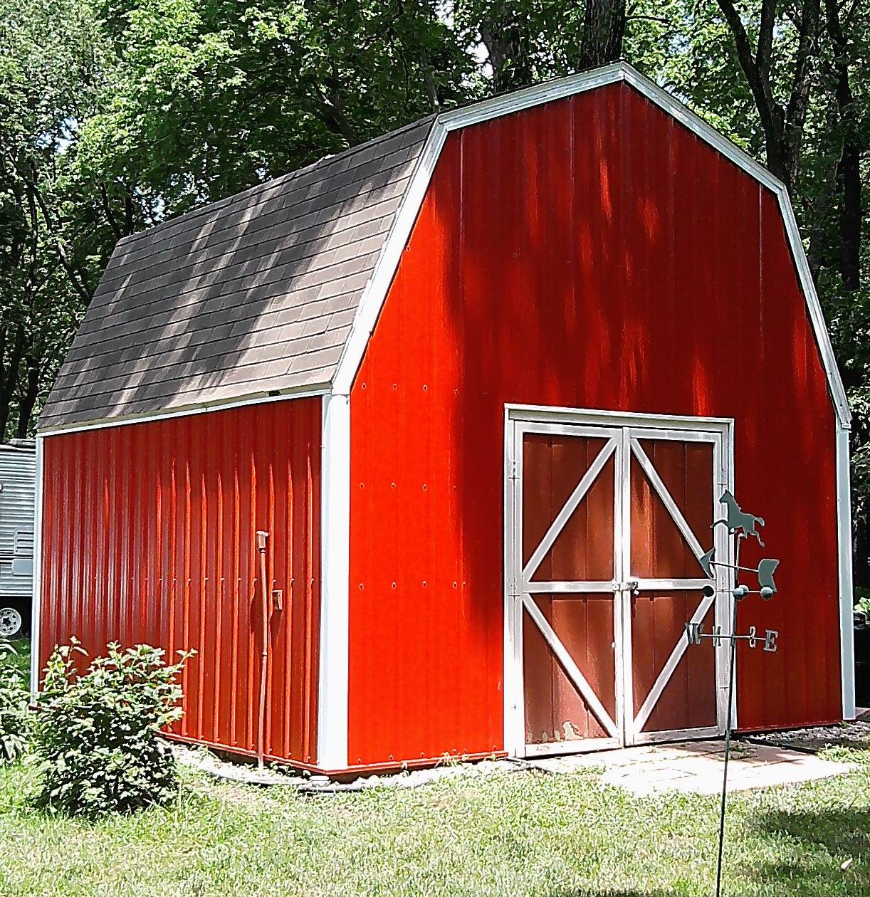 River valley quality builders services How to build a small pole barn